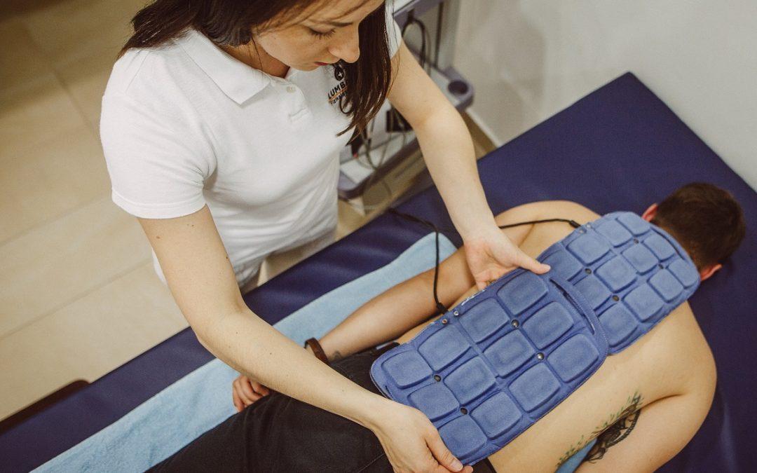 Fizikalna terapija u poliklinici Lumbalis