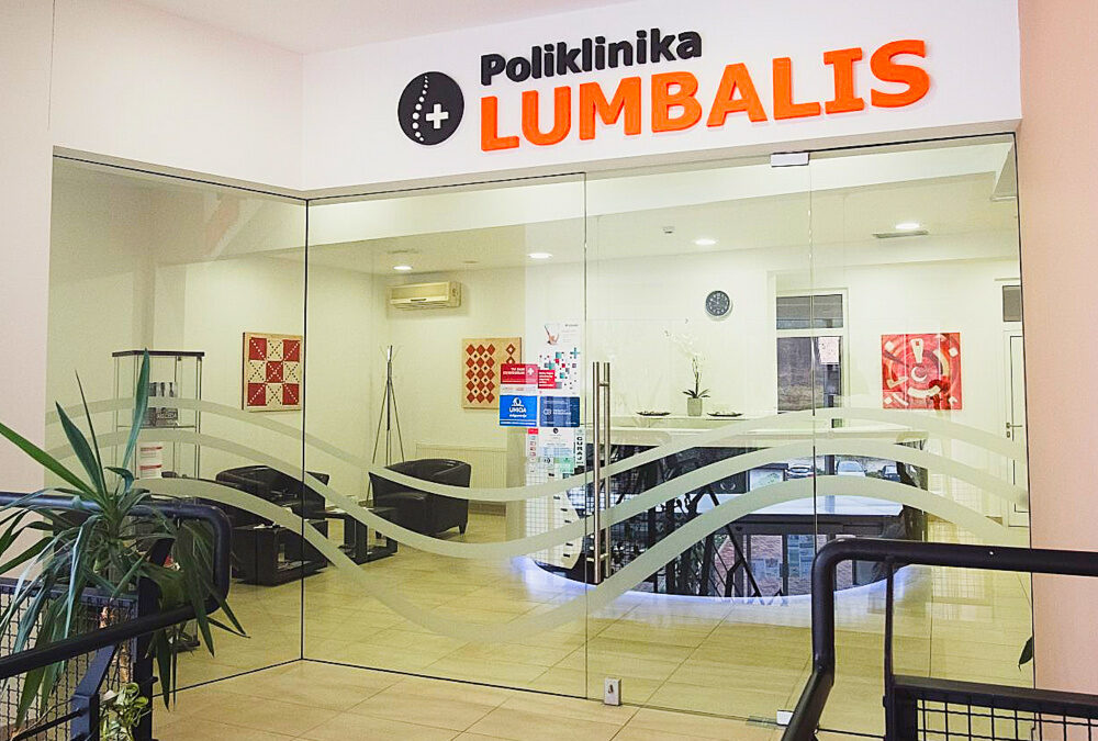 Poliklinika Lumbalis slavi 7. rođendan do 35% popusta